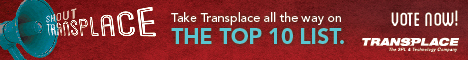 Transplace Banner Ad