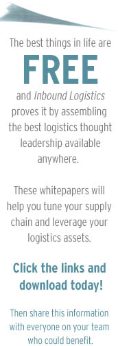 These companies provide FREE whitepapers to keep you up to date on all aspects of supply chain management.